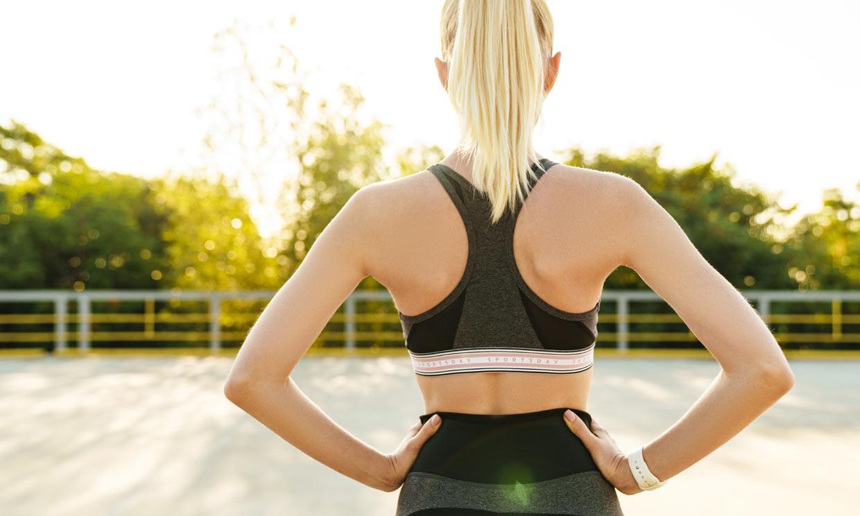¿Cómo podemos fortalecer la espalda haciendo ejercicio?