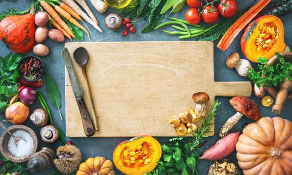 ¡Corre a por ellos! Los alimentos antioxidantes de esta temporada