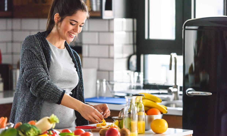 ¿Puedo comer jamón si estoy embarazada, como hace Paula Echevarría?