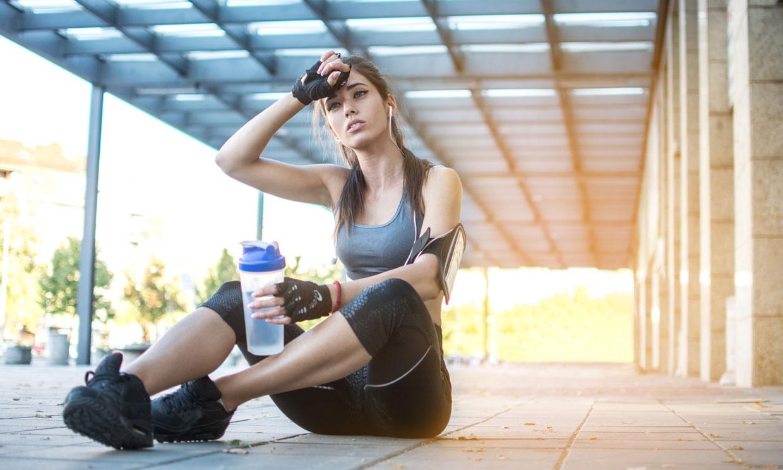 ¿Es normal tener flato o cansarnos demasiado en el ejercicio?
