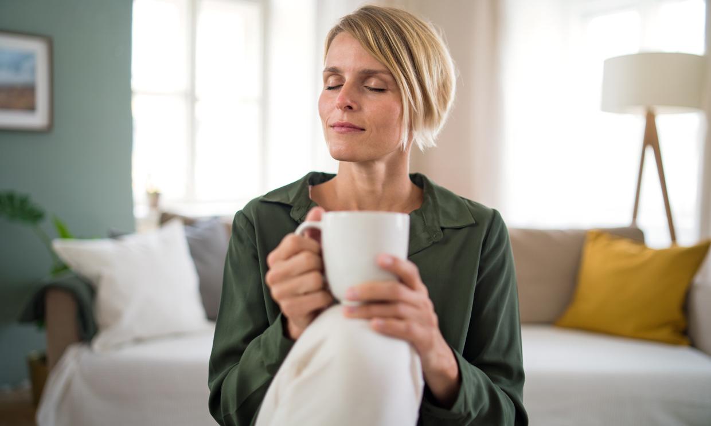 ¿Hay infusiones que te ayudan a llevar mejor los efectos de la menopausia?
