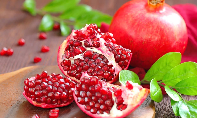 Razones para incluir en tu dieta la granada, un potente antioxidante
