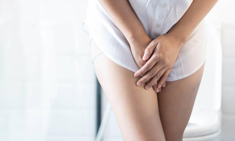 Estos son los síntomas y las causas de la vejiga caída