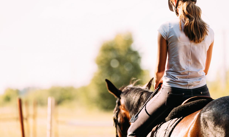 Así pueden ayudarte los caballos a mejorar tu calidad de vida