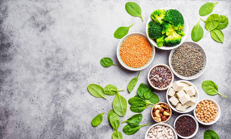¿Has decidido seguir una dieta vegetal? Estos son sus beneficios