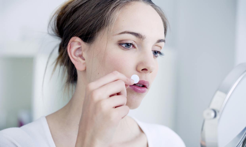Herpes labial: consejos para tratar esta infección viral