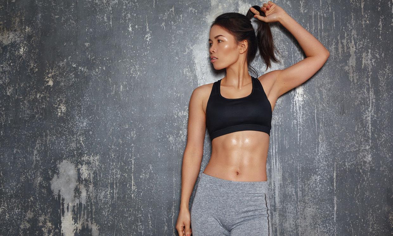 Ejercicios fáciles de pilates para reducir cintura, fortalecer glúteos y piernas