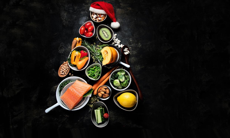 Palabra de nutricionista: apunta estos tips si no quieres ganar peso esta Navidad