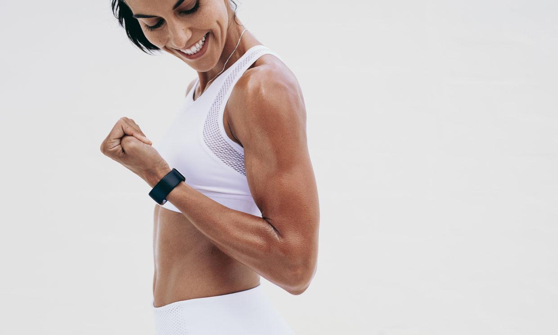 ¿Cómo adelgazar los brazos si tu ejercicio preferido es caminar?