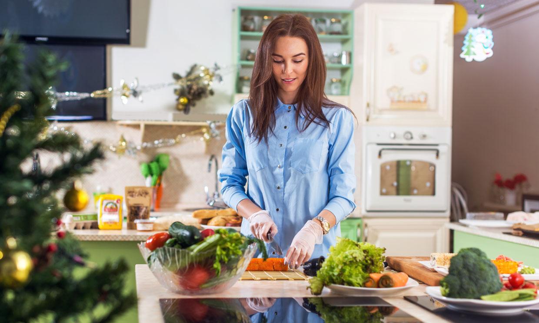 Incluye estos alimentos en tus recetas, si no quieres engordar mucho en Navidad
