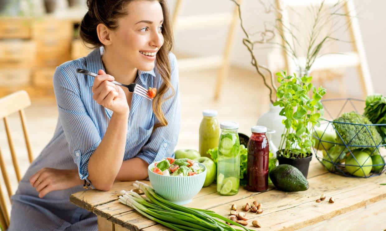 Dieta sana: ¿qué hay en la nevera de una nutricionista tras las vacaciones de Navidad?