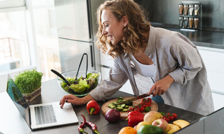 La dieta para perder peso que te deja comer de todo sin engordar