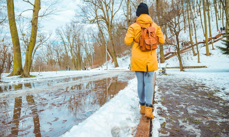 ¡Ojo con el hielo! Consejos útiles para evitar caídas y resbalones