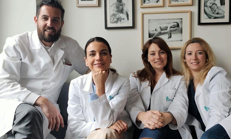 ¿Por qué muchas 'celebs' españolas dan a luz con este equipo médico?