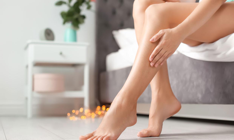Los 'remedios' más eficaces para tratar un edema en las piernas