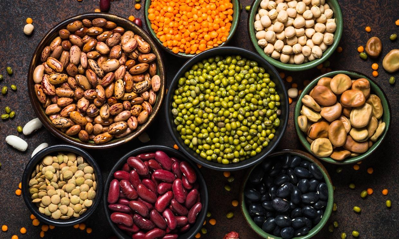 ¿Quieres saber cuáles son los alimentos vegetales con más proteínas?