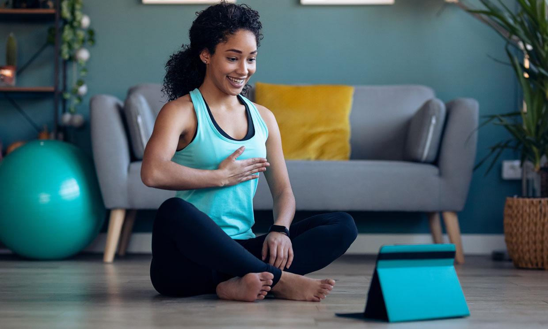 Ejercicios hipopresivos para fortalecer la faja abdominal y el suelo pélvico