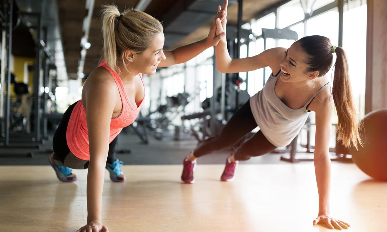 Los beneficios del entrenamiento de fuerza que te animarán (esta vez sí) a probarlo