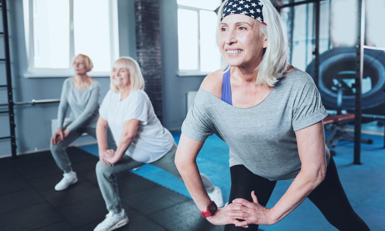 10 ejercicios buenos para prevenir o aliviar las enfermedades de los mayores