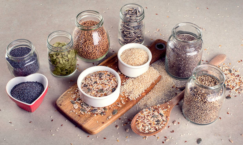 ¿Te animas a incorporar las semillas en tu dieta? Estos son sus beneficios