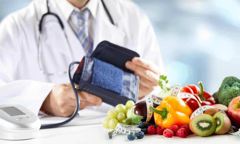 Si tienes hipertensión, la dieta DASH puede ser tu aliada