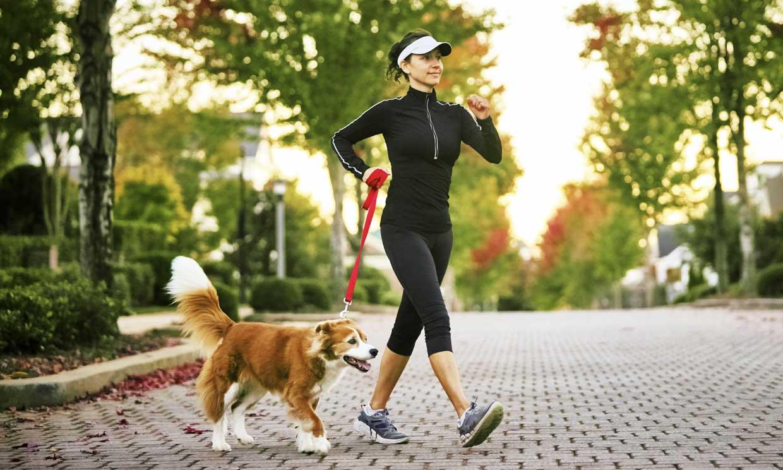 Caminar te ayuda a perder peso, ¿sabes durante cuánto tiempo debes andar para que sea efectivo?