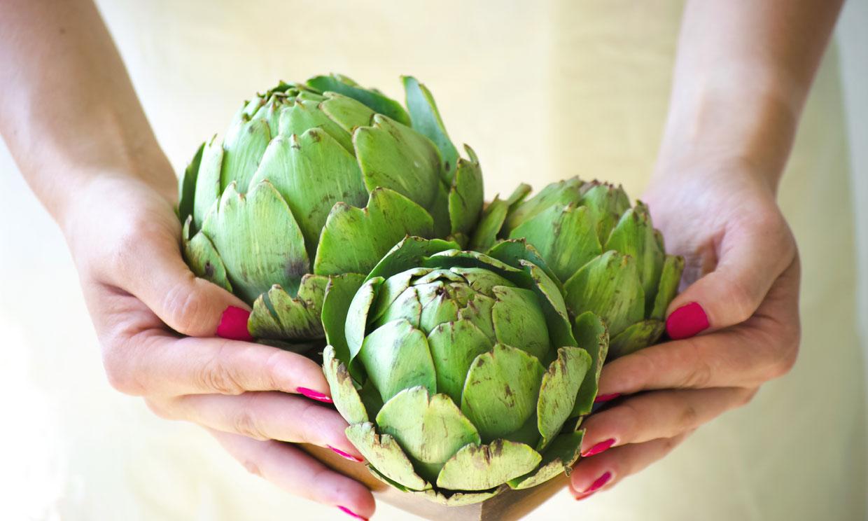 Alcachofa: un remedio para combatir el sobrepeso y el vientre hinchado