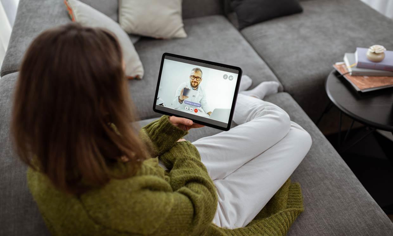 Ventajas de tener una cita 'online' con un psicólogo, oncólogo o dermatólogo