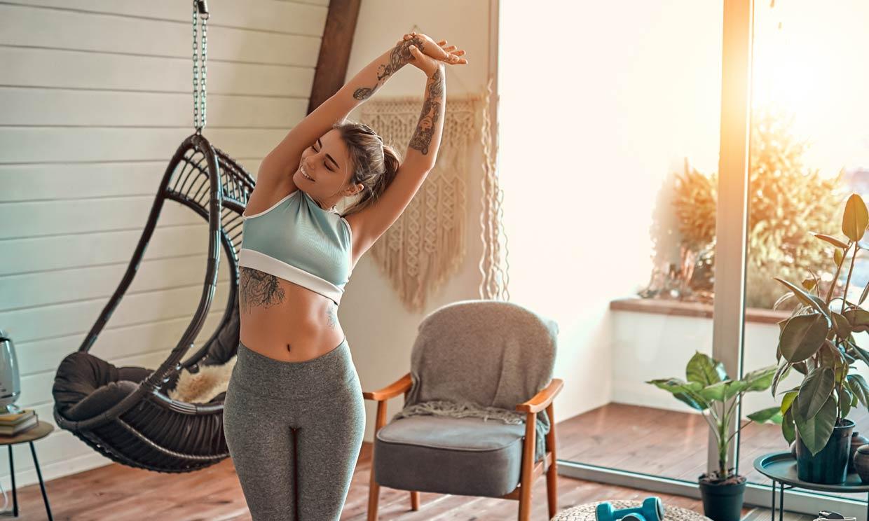 Rutina 'full body' de 30 minutos para hacer en casa