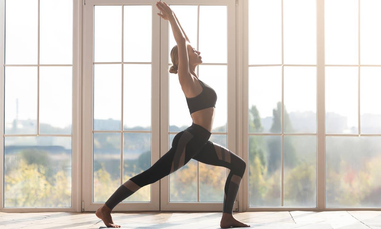 Cardio yoga: ¿quién dijo que el yoga no te ayuda a ponerte en forma?
