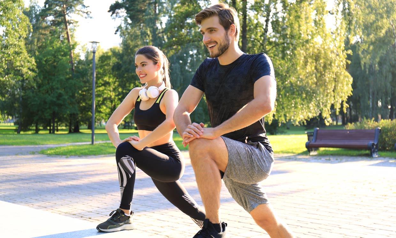 Llega el buen tiempo, llega el momento de hacer ejercicio al aire libre para perder peso