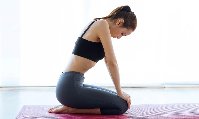 Ejercicios de vacío abdominal para lograr un vientre plano