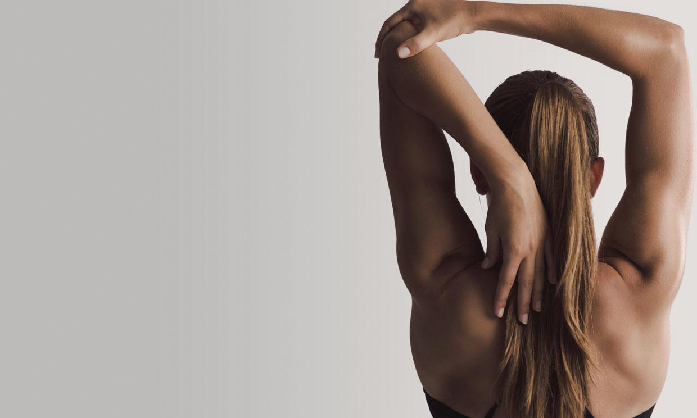 Ejercicios para fortalecer los brazos entrenando los tríceps