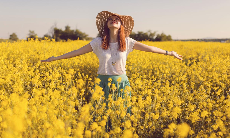 8 plantas medicinales beneficiosas para combatir la astenia primaveral