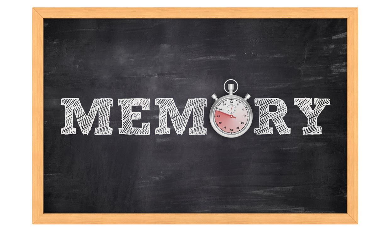 ¿Sabías que la memoria pierde hasta un 40% de lo aprendido después de pasados 15 minutos?