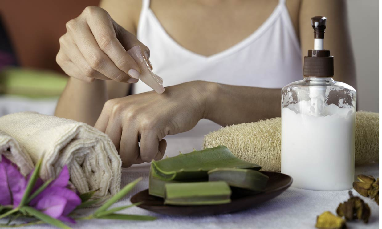 Las propiedades que harán del aloe vera tu planta medicinal preferida