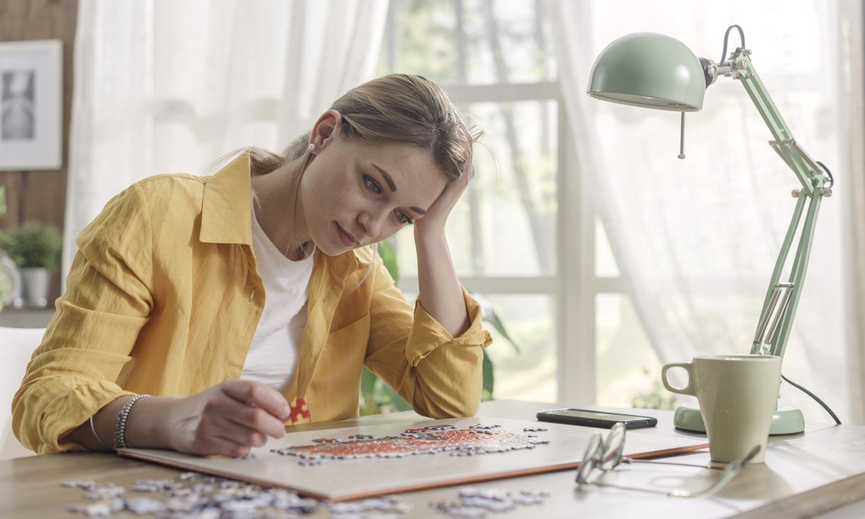 ¿Últimamente te cuesta concentrarte o notas que tienes problemas para retener información?