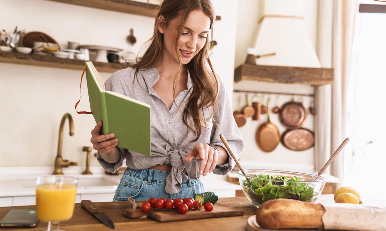 Consejos para hacer más saludables tus cenas de primavera