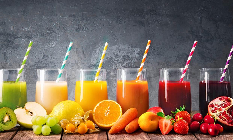 El truco para una dieta sana: comprar alimentos de todos los colores