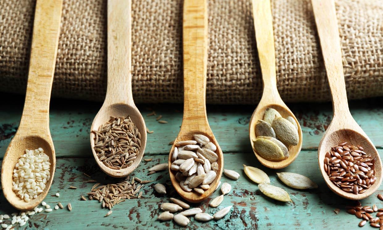 Las 6 semillas con más poder curativo en una dieta sana
