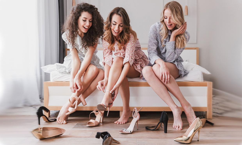 Remedios caseros para poner los pies a punto para las sandalias