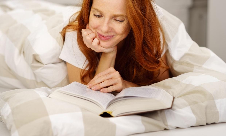 Lee antes de dormir: tu salud te lo agradecerá