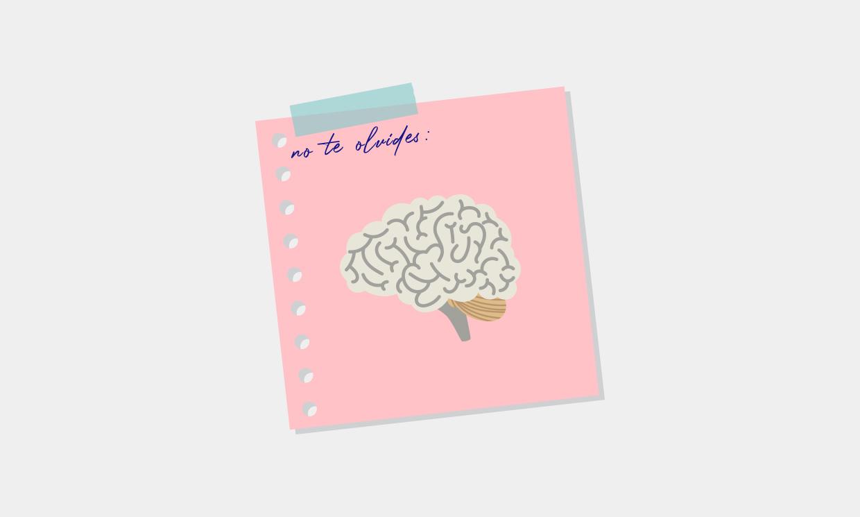 Con este ejercicio trabajarás dos tipos de memoria: visoespacial y fotográfica