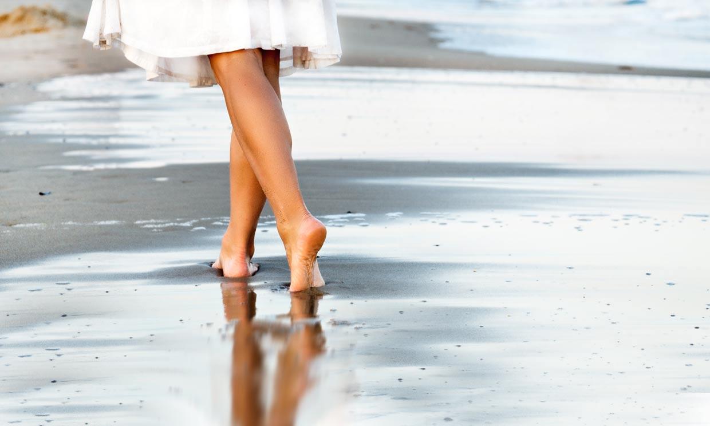 Así debes cuidar tus pies en los meses de calor