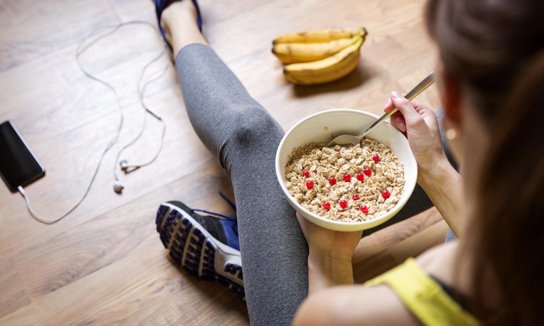 Avena, un alimento que te puede ayudar si tu objetivo es perder peso