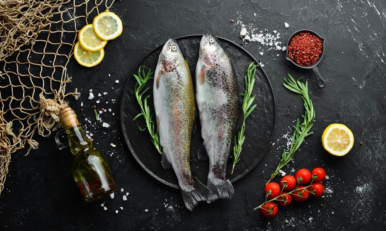 Las razones por las que la trucha es un alimento necesario en tu dieta saludable