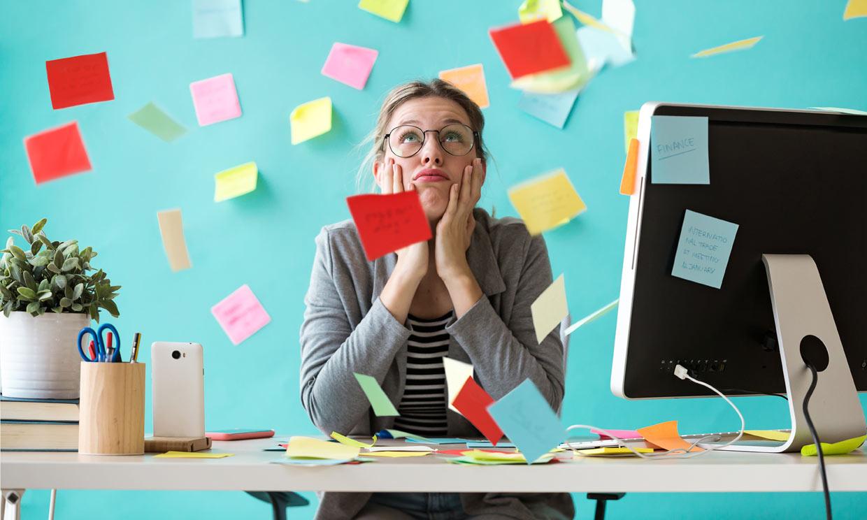 'Burnout', Estocolmo... estos son los síndromes laborales más comunes