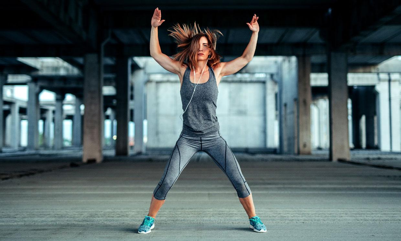 Esta es la mejor rutina para unas piernas, muslos y rodillas sin gota de grasa