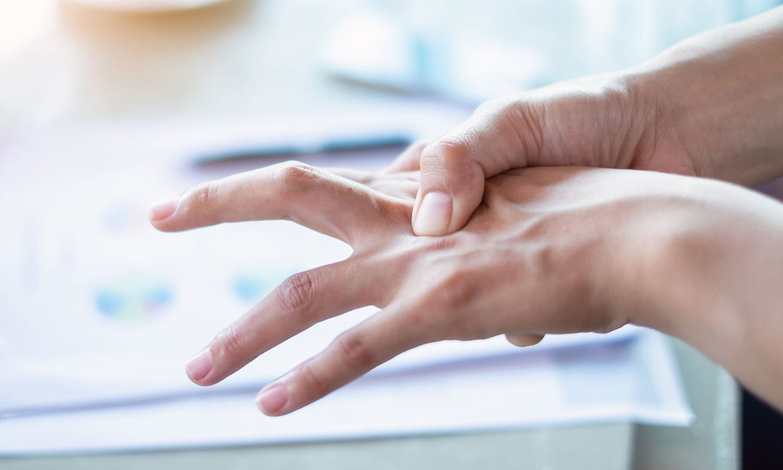 ¿Qué es el dedo en gatillo y cómo hay que tratarlo?