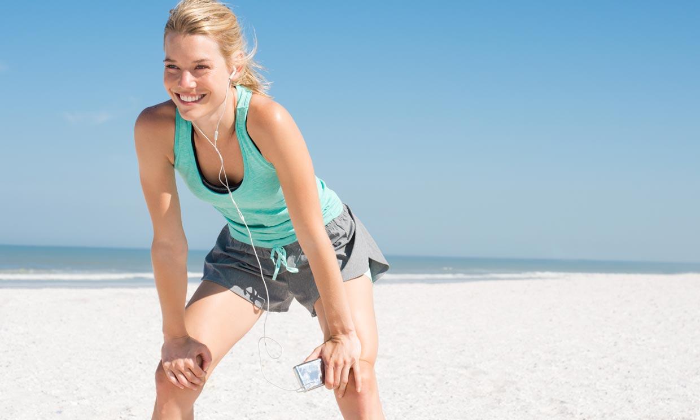 ¿Cuántas calorías puedes quemar haciendo estos ejercicios en la playa?